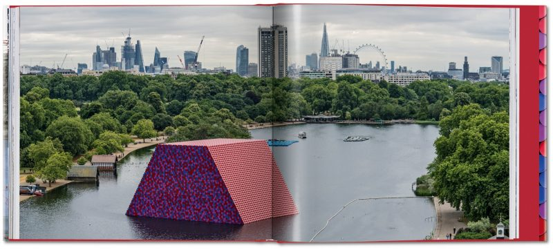 Berlin Art Link Discover TASCHEN book by Christo and Jean Claude