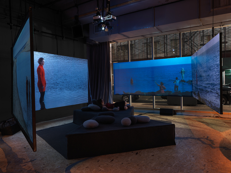 Berlin Art Link interview with Sarah Cameron Sunde