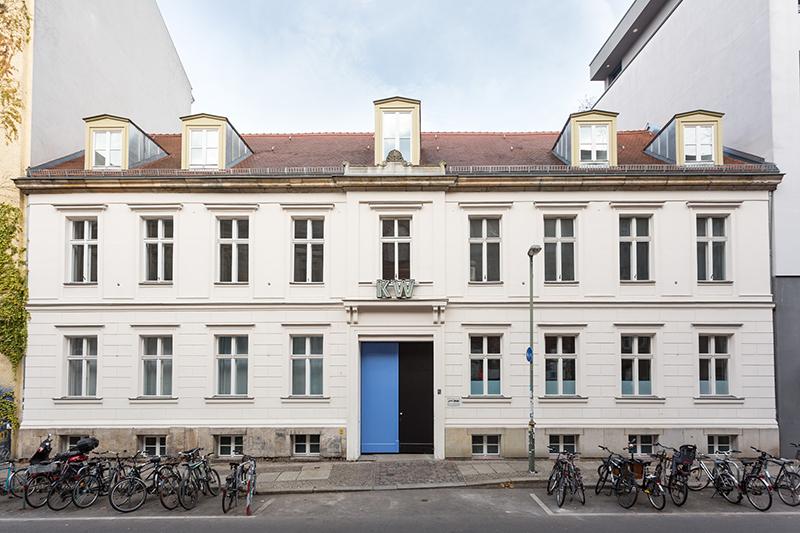 Berlin Art Link Open Call KW Research Fellowship