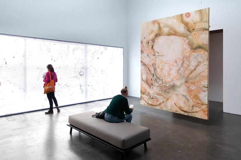 Berlin Art Link Review Alma Heikkilae at Kiasma