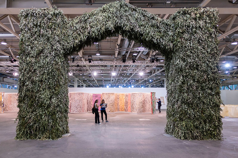 Berlin Art Link Photo Highlights from Art Basel