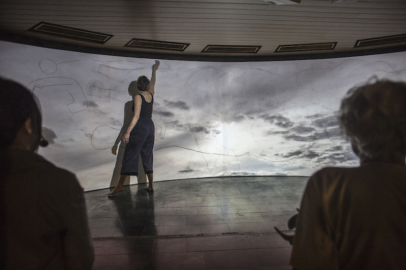 Berlin Art Link Review of Kunsthalle Praha's 'Living Kunsthalle'