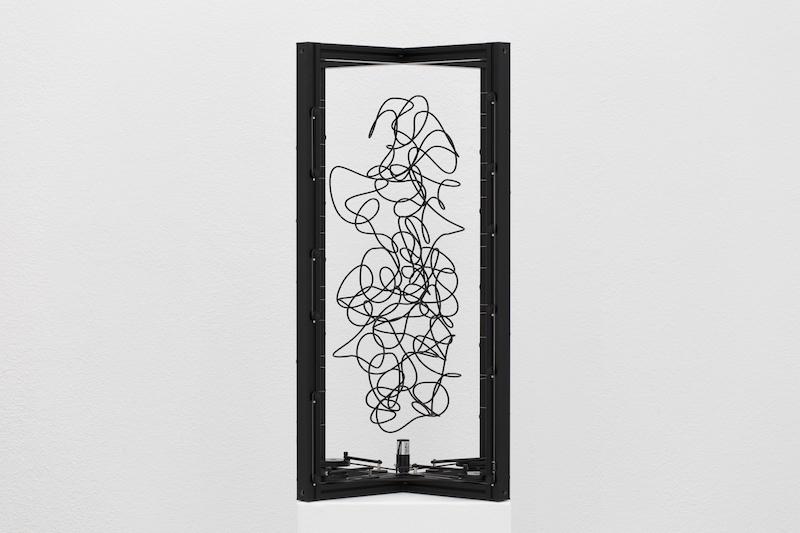 erlin Art Link Review of Pe Lang at Galeria Mazzoli
