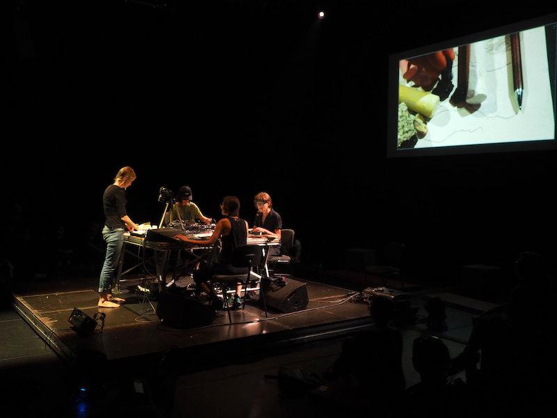 Berlin Art Link Review of Heroines of Sound 2018