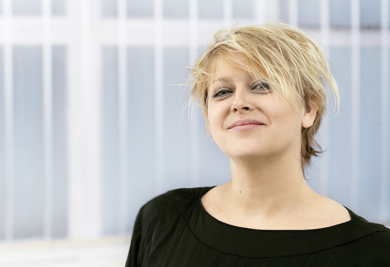 berlinartlink interview with Stine Marie Jacobsen