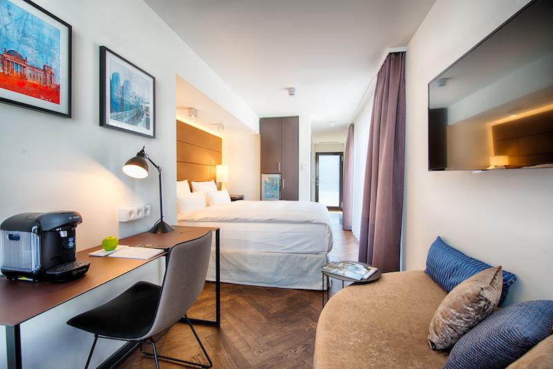 Berlin Art Link Hotel + Restaurant Guide 2019: Boutique Hotel i31 Hotel