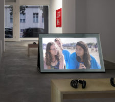 Berlin Art Link review 'Nel Mezzo' at Tanya Leighton