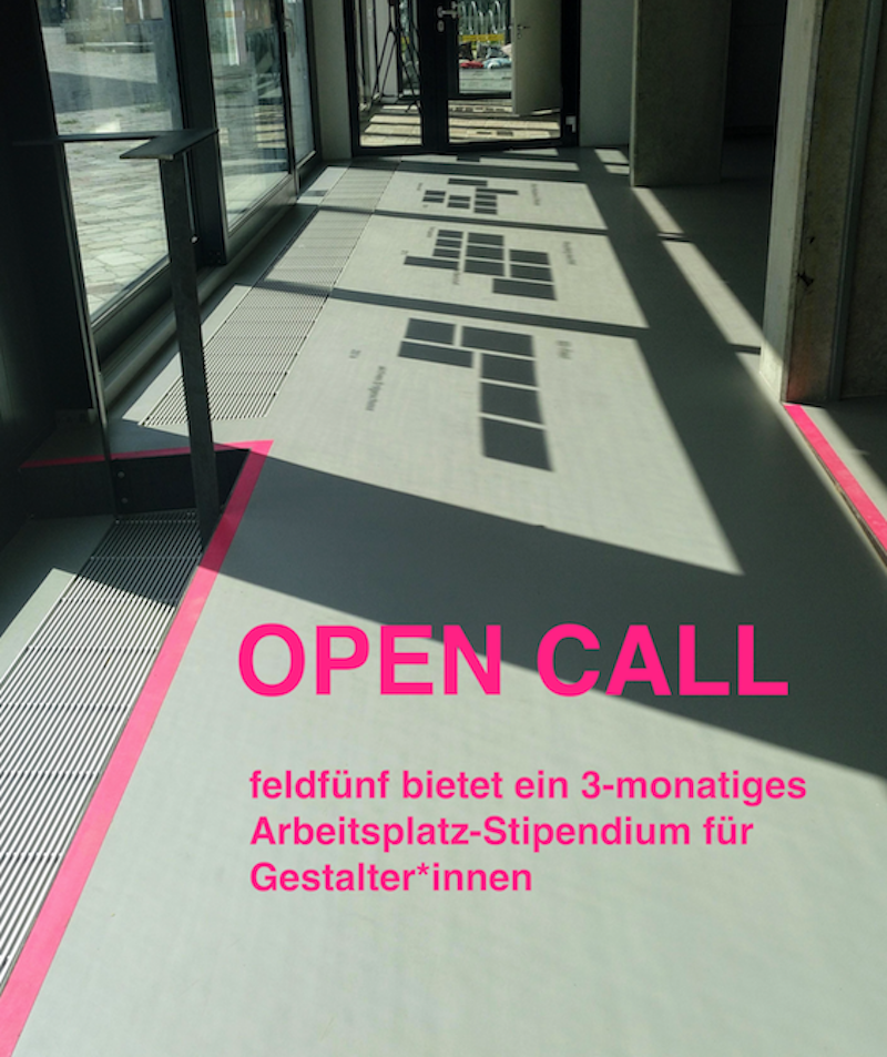 berlinartlink open call for fel