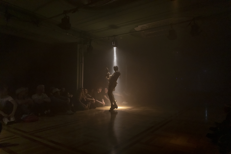 Berlin Art Link, Review of Sensà