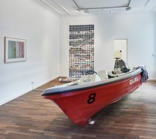 Berlin Art Link Galerie Crone Review