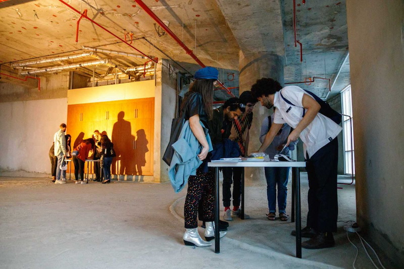Berlin Art Link Call for Alserkal Applications