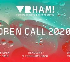 VRHAM! Open Call 2020