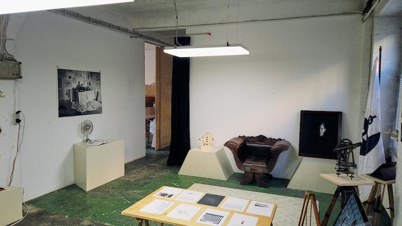 berlinartlink studio visit hebaamin