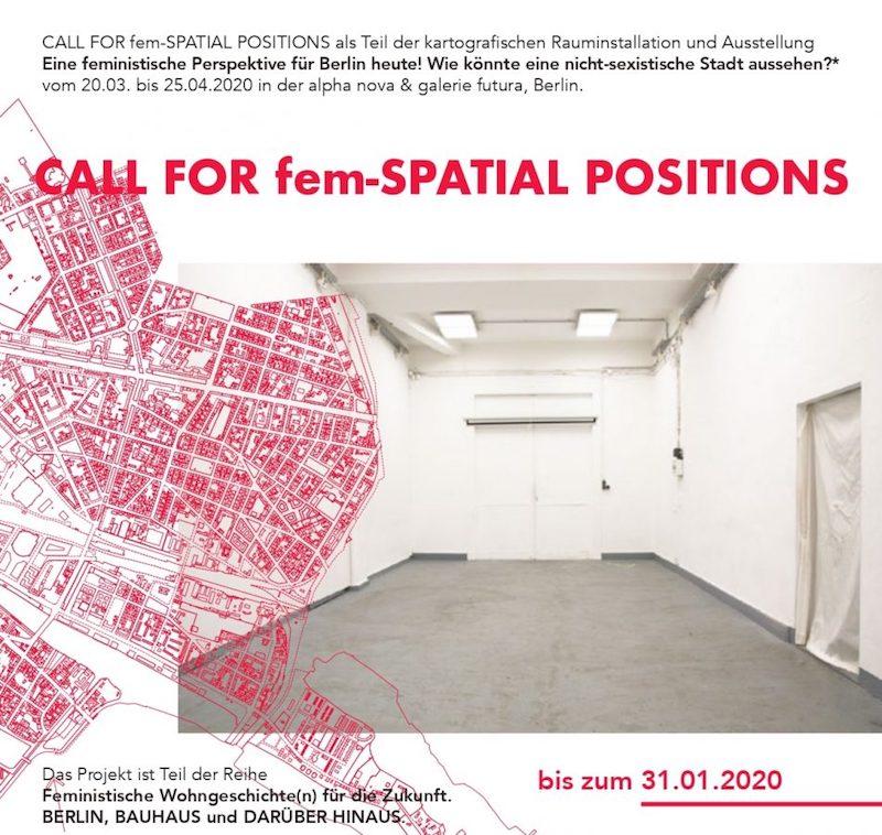 berlinartlink opencall galerie futura