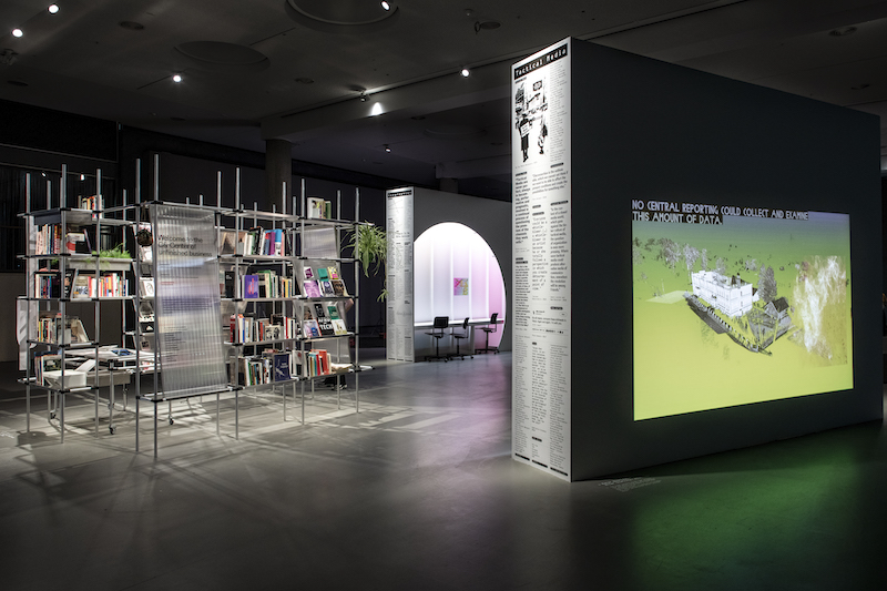 The Eternal Network exhibition review