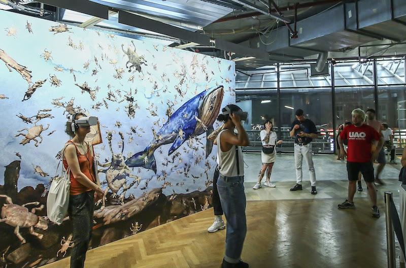Berlin Art Link topic interspecies