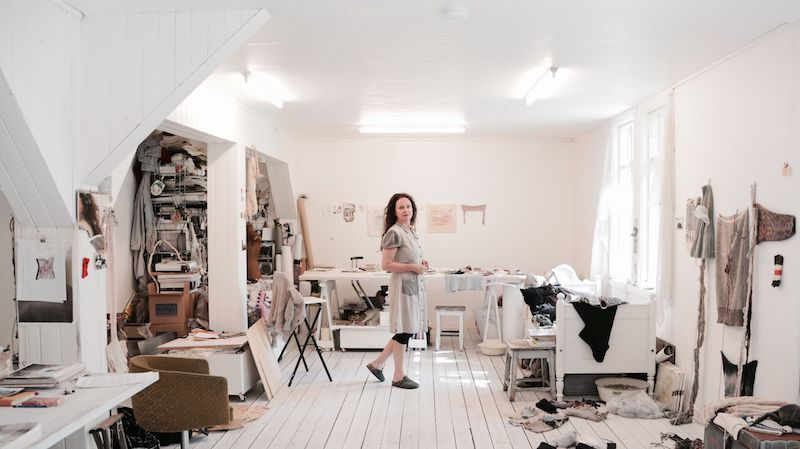 berlinartlink studio visit kari steihaug