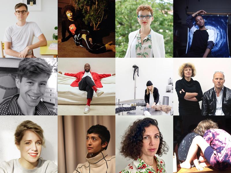 """Berlin Art Link Announcement """"The Artist as Consultant"""" online talk series at E-WERK Luckenwalde"""