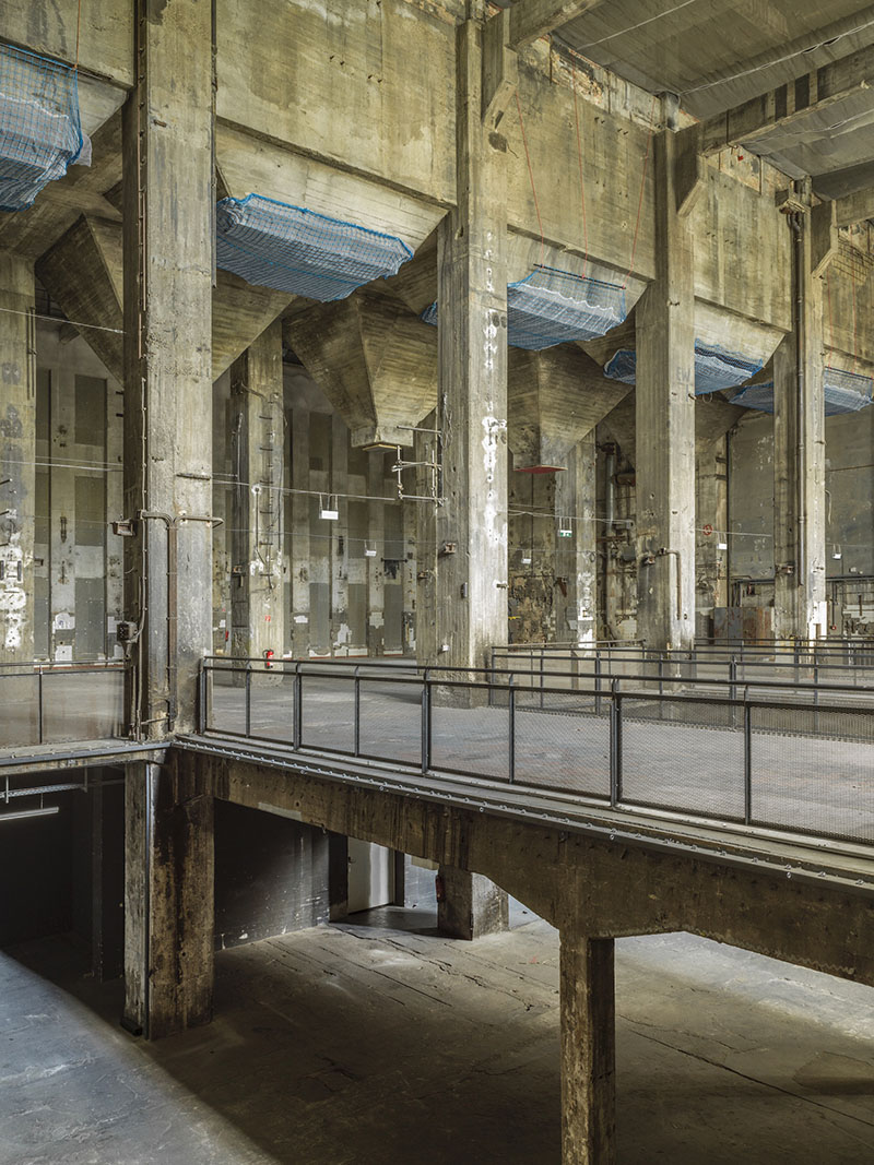 Berlin Art Link Article TamTam's Sound installation at Berghain
