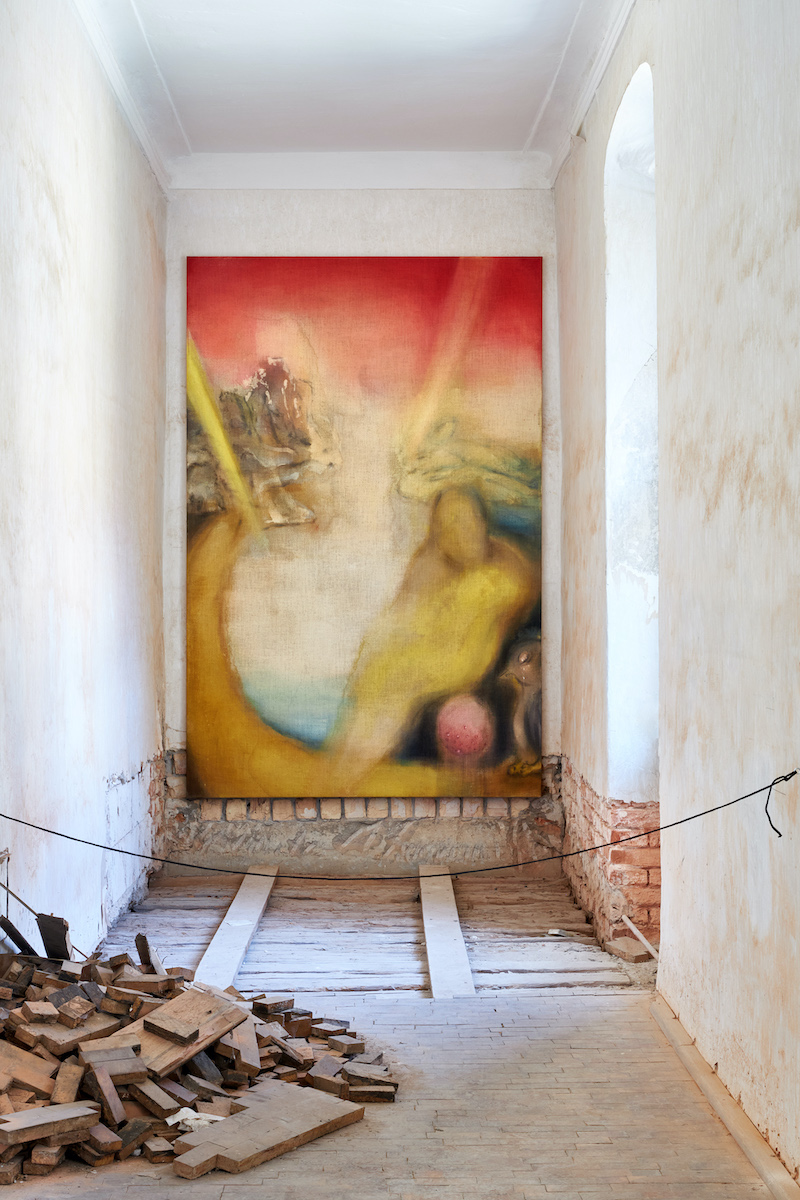Berlin Art Link Review Rohkunstbau Exhibition